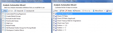 Analysis Automation